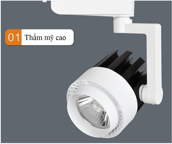 Đèn led ray rọi chất lượng cao tại Hà Nội