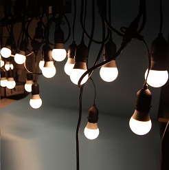 Các loại đèn led trang trí ngoài trời