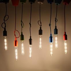 Đèn led trang trí shop