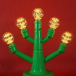 Bóng đèn led trang trí pháo hoa hình G80, đèn trang trí độc đáo