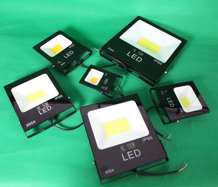 đèn led pha 10w chính hãng