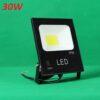 Đèn Led pha HL 30w đủ công suất, đèn sân vườn, đèn pha led giá rẻ